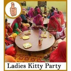 Kitty Party, Pan India