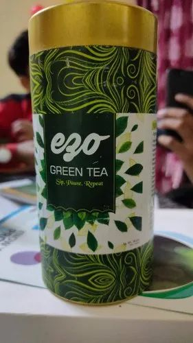 Cardamom Ezo Green Tea, Packaging Type: Bottle