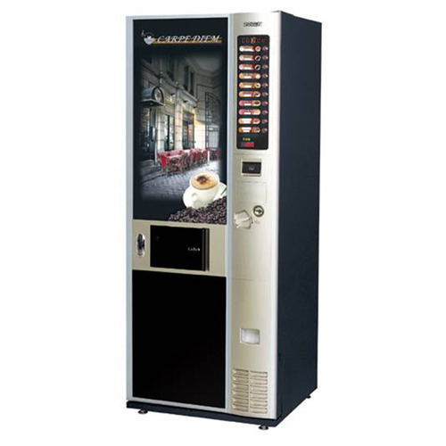 Cold Coffee Vending Machine