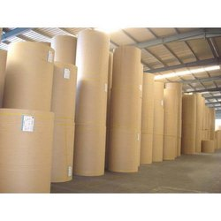 Accurate Plain Industrial Kraft Paper Roll, For Packaging, GSM: 1 5 mil to 20 mil