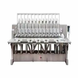 Mixed Cording Coiling Taping Embroidery Machine