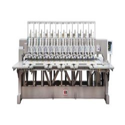 Mixed Cording Coiling Taping Machine