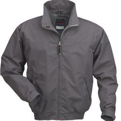 Full Sleeve Mens Windcheater Polyester Jacket, Size: S-xxl