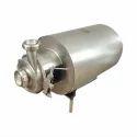 SS Milk Pump