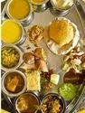 Gujrati Food Thali