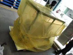 Wood Pinewood Seaworthy Export Case, Capacity: 200-400 Kg