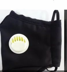 Reusable Pollution/ Dust Mask With Double Filter