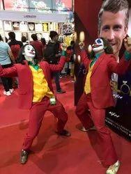 Joker Uniform