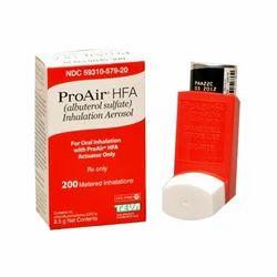 Albuterol Sulfate Inhaleation Aerosol
