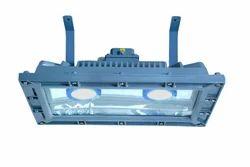FSG White FLP LED Clean Room Light Fitting Bottom Openable