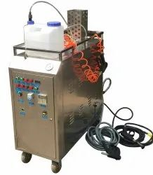 Mobile LPG Steam Cleaning Machine