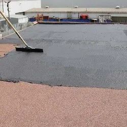 Apcobuild Black Bitumen Waterproof Coating, For Roofs, Packaging Size: 20kgs