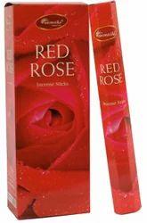 Aromatika Hexa Pack Incense Stick-20 Red Rose