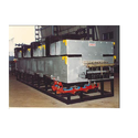 Continuous SS Wire Bright Annealing Furnace