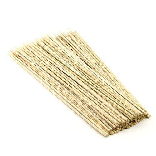 Disposable Barbecue Skewers 12inch 4mm 1000pcs