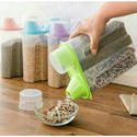 Plastic Kitchen Storage Jar