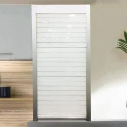 Kitchen Rolling Shutter