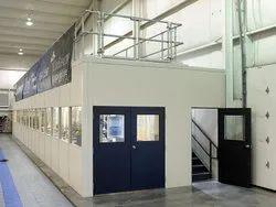 Prefabricated Laboratory