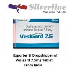 Vesigard 7.5mg Tablet