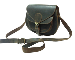 Vintage Leather Teeny Sling Bag