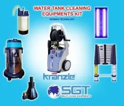 Water Tank Cleaning Equipment