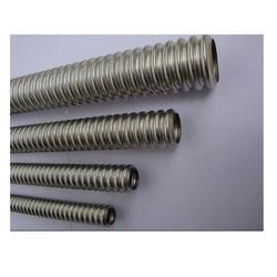 Corrugated Stainless Steel Tube, Size: 10''-20''