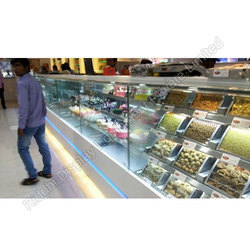 Refrigerated Bakery Display Counter