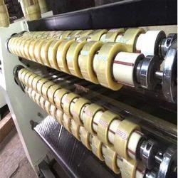 BOPP Jumbo Roll Adhesive Tape Slitting Machine