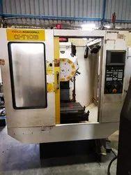Make-Fanuc, Robodrill Alpha T10B Working Size 500x400x300