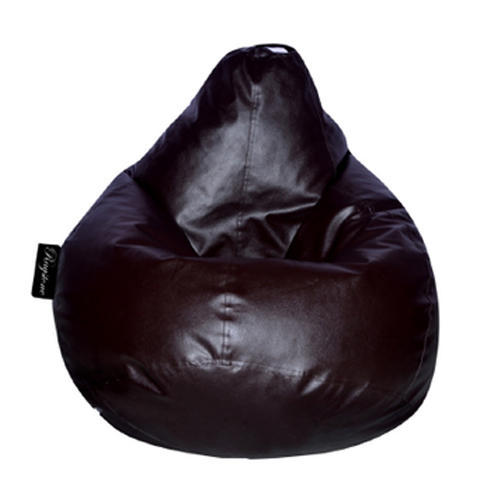 Brown Bean Bag Cover