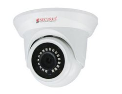 1 X Bnc Video Out 2.4MP 15MTS Indoor HD TVI Dome Camera, Model Name/Number: SS-15D-TPHD-M2.4