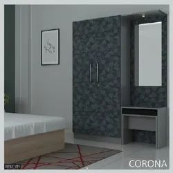 Wooden Wardrobe For Bedroom