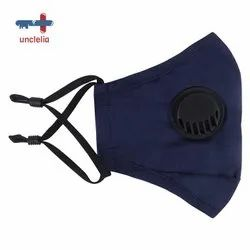 Reusable Anti Pollution Mask With Activated Carbon, Unclelia N99 Extra Pm2.5 For Men And Women