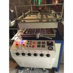 Heavy Duty Semi Automatic Thermocol Plate Making Machine