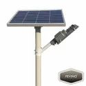 24W Glass Model Semi Integrated Solar Street Light
