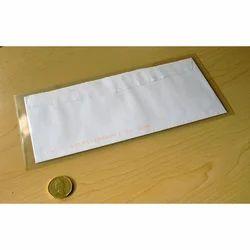 White Plain Envelope Cover
