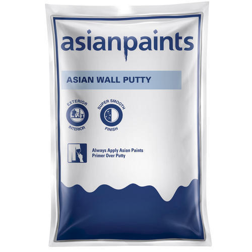 Asian Wall Putty Powder Packaging 50 Kg Rs 800 Bag Shree Shyam Sales Corporation Id 20083228430