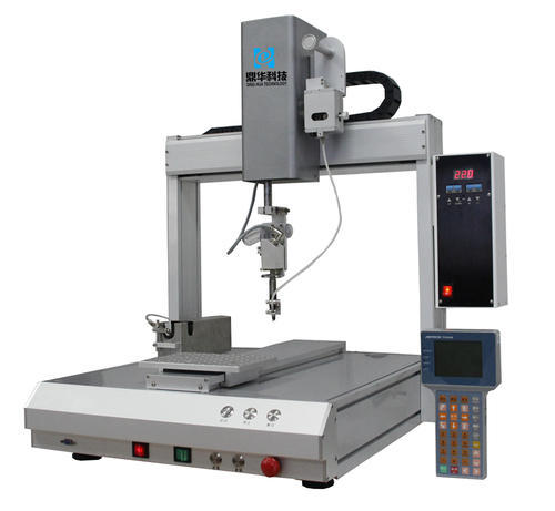 Automatic Automatic Robotic Soldering Machine, Text, Rs 650000 /piece | ID:  16860958755