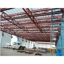 Concrete Frame Structures Commercial Projects Warehouse Construction Services