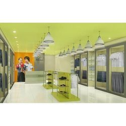 Retail Showroom Designing Services