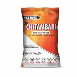 200 Gm Chitambari Shining Powder For Aluminium