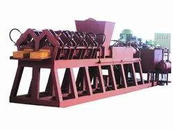 Coco Pith Block Making Machine