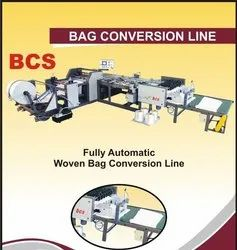 HDPE Woven Laminated Bag Machine