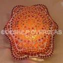 Deshilp Overseas Glass Designer Wall Lamp