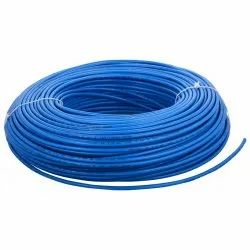 Blue Copper Electrical Wire, 220 - 230 V