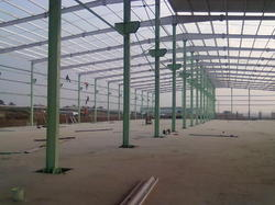 SSH ENGINEERING PEB Industrial Structural Shed