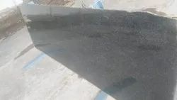 STEEL GREY Polished Steelgreay Granite Slabs, For Flooring, Thickness: 15-20 mm