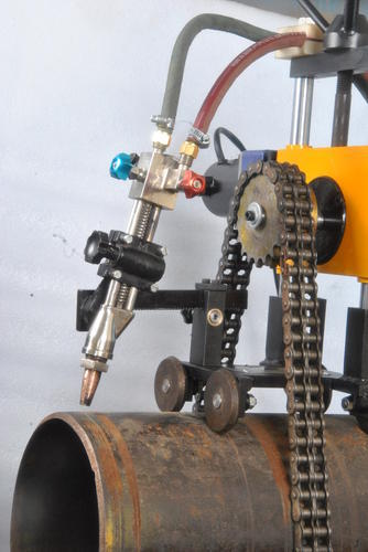 Pipe Gas Cutting Beveling Machine At Rs 85000 Piece
