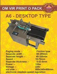 A6-Desktop Type Conveyor