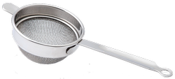 Steel Inox Tea Strainer